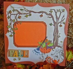 Fall SVG Cuts Challenge