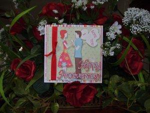 Happ Anniversary Card