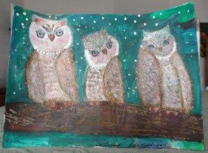 LifeBook Owls 017