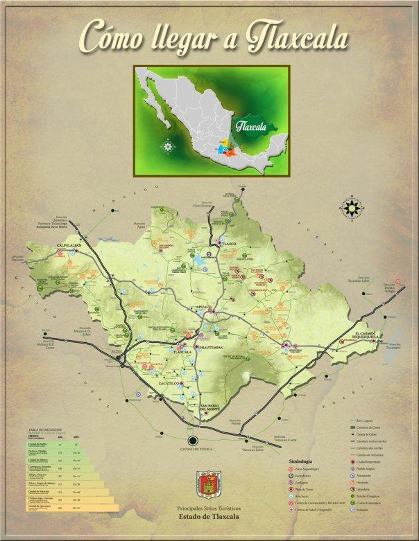 mapa-de-tlaxcala-como-llegar